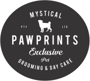 Mystical Pawprints Logo